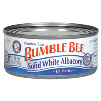 BUMBLE BEE® Solid White Albacore