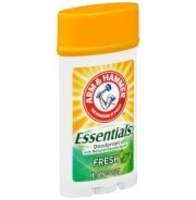 Arm & Hammer Essentials Fresh Deodorant with Natural Deodorizers