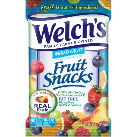 Welches Fruit Snack